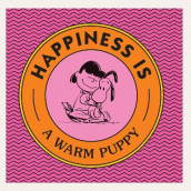 Happiness Is A Warm Puppy av Charles M. Schulz (Innbundet)