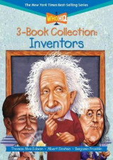 Omslag - Who HQ 3-Book Collection: Inventors