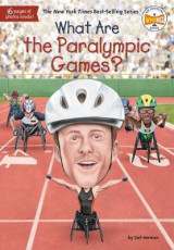 Omslag - What Are the Paralympic Games?