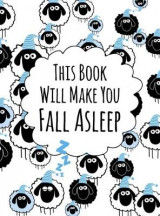 Omslag - This Book Will Make You Fall Asleep