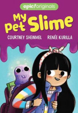 Omslag - My Pet Slime (My Pet Slime Book 1)