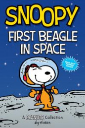 Snoopy: First Beagle in Space (PEANUTS AMP Series Book 14) av Charles M. Schulz (Heftet)