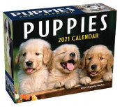 Puppies 2021 Mini Day-to-Day Calendar av Andrews McMeel Publishing (Kalender)