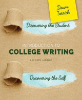 Omslag - Discovering the Student, Discovering the Self: Introduction to College Writing