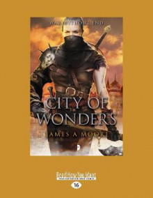 City of Wonders av James A. Moore (Heftet)