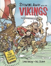 Stowing Away with the Vikings av Linda Bailey (Innbundet)