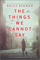 The Things We Cannot Say av Kelly Rimmer (Heftet)
