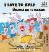 I Love to Help av Shelley Admont og Kidkiddos Books (Innbundet)