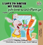 I Love to Brush My Teeth av Shelley Admont og Kidkiddos Books (Innbundet)
