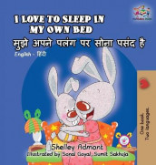 I Love to Sleep in My Own Bed av Shelley Admont og Kidkiddos Books (Innbundet)