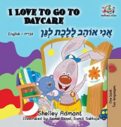I Love to Go to Daycare av Shelley Admont og Kidkiddos Books (Innbundet)