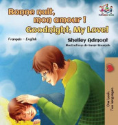 Bonne Nuit, Mon Amour ! Goodnight, My Love! av Shelley Admont og Kidkiddos Books (Innbundet)