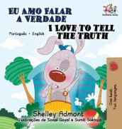 I Love to Tell the Truth av Shelley Admont og Kidkiddos Books (Innbundet)