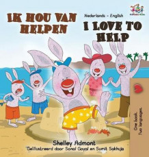 I Love to Help (Dutch English Bilingual Book) av Shelley Admont og Kidkiddos Books (Innbundet)