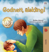 Omslag - Goodnight, My Love! (Swedish Book for Kids)