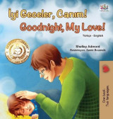 Omslag - Goodnight, My Love! (Turkish English Bilingual Book for Children)