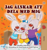 Omslag - I Love to Share (Swedish Children's Book)