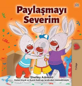 Omslag - I Love to Share (Turkish Children's Book)