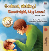 Omslag - Goodnight, My Love! (Swedish English Bilingual Book for Kids)