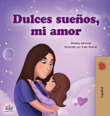 Omslag - Sweet Dreams, My Love (Spanish Book for Kids)