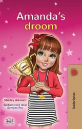 Omslag - Amanda's Dream (Dutch Book for Kids)