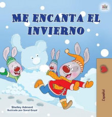 I Love Winter (Spanish Children's Book) av Shelley Admont og Kidkiddos Books (Innbundet)