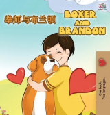 Omslag - Boxer and Brandon (Chinese English Bilingual Books for Kids)