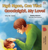 Omslag - Goodnight, My Love! (Vietnamese English Bilingual Book for Kids)