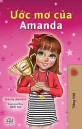 Omslag - Amanda's Dream (Vietnamese Children's Book)