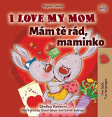 Omslag - I Love My Mom (English Czech Bilingual Book for Kids)