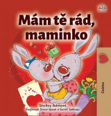 Omslag - I Love My Mom (Czech Children's Book)