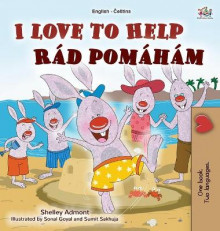 I Love to Help (English Czech Bilingual Book for Kids) av Shelley Admont og Kidkiddos Books (Innbundet)