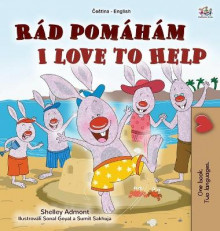 I Love to Help (Czech English Bilingual Book for Kids) av Shelley Admont og Kidkiddos Books (Innbundet)