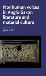 Omslag - Nonhuman Voices in Anglo-Saxon Literature and Material Culture