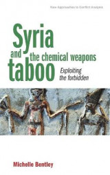 Omslag - Syria and the Chemical Weapons Taboo