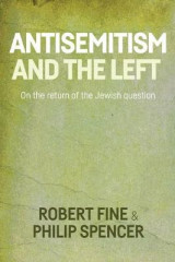 Omslag - The Antisemitism and the Left
