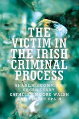 Omslag - The Victim in the Irish Criminal Process