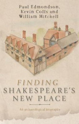 Omslag - Finding Shakespeare's New Place