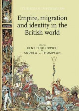 Omslag - Empire, Migration and Identity in the British World