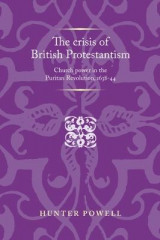 Omslag - The Crisis of British Protestantism