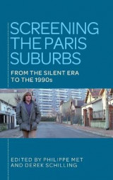 Omslag - Screening the Paris Suburbs