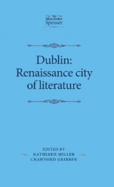 Omslag - Dublin: Renaissance City of Literature