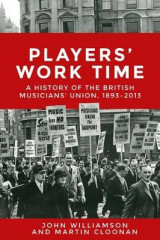Omslag - Players' Work Time