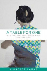Omslag - A Table for One