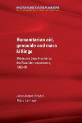 Omslag - Humanitarian Aid, Genocide and Mass Killings
