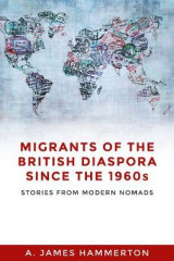 Omslag - Migrants of the British Diaspora Since the 1960s