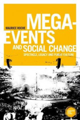 Omslag - Mega-Events and Social Change