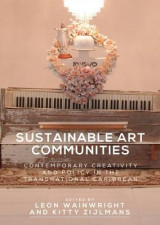 Omslag - Sustainable Art Communities
