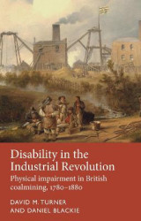 Omslag - Disability in the Industrial Revolution