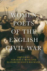 Omslag - Women Poets of the English Civil War